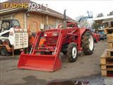 Kubota L1-38DT tractor