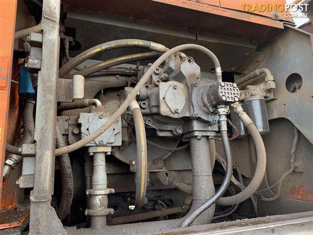 Hitachi ZX470 H-3 Hydraulic Excavator