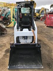 Bobcat 453 with 4 in 1 bucket