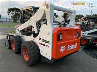 Bobcat S770 Skid Steer Loader