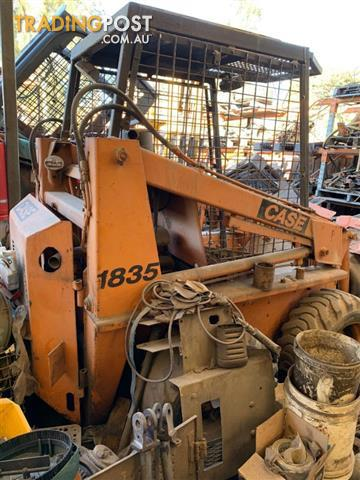 Case 1835 skid steer loader