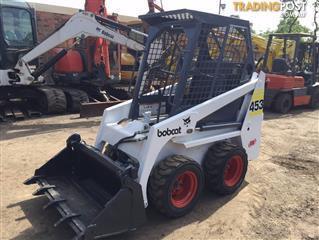 Bobcat 453C skid steer loader
