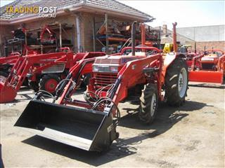 Kubota L1-345 DT tractor
