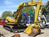 Caterpillar 308B-SR excavator