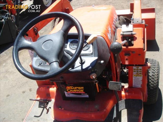 Bumpers For Kubota L4200 : Kubota bx tractor for sale in brooklyn vic