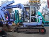 Hitachi EX75UR-3 excavator