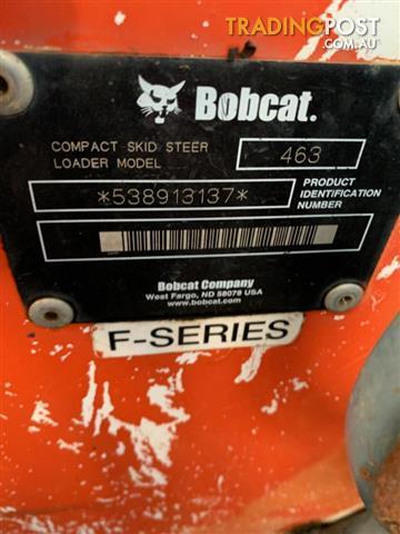 Bobcat 463F