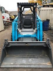 Toyota 4-SDK8 Skid Steer Loader, 4SDK8