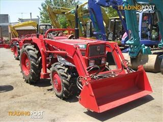 Kubota L2602DT tractor