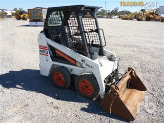 Bobcat 463F skid steer loader