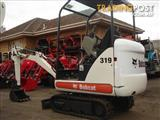 Excavator Bobcat 319K