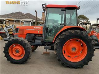 Kubota ME 9000 DT, A/C ROP's cabin, 4WD, 95 HP
