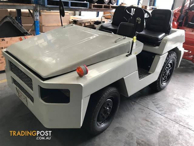 Toyota 02-2TD25 tow tug