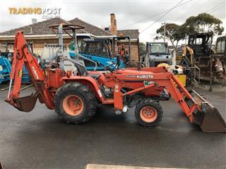 Kubota B20 tractor