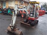 Takeuchi TB016 excavator