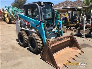 Toyota 5SDK8  Skid Steer Loader 1046 hours