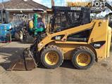 Caterpillar 216B-2 Skid Steer Loader