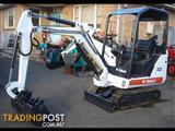 Excavator Bobcat 322G