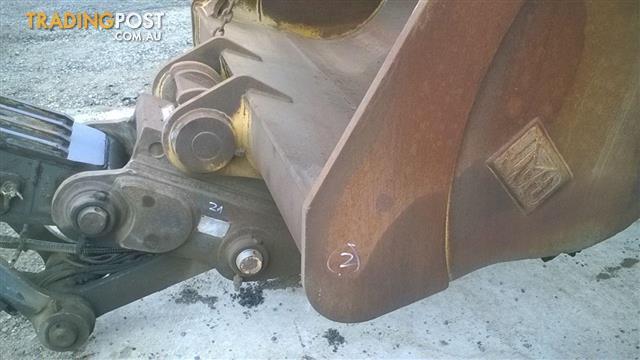 ECH hydraulic hitch