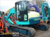 Excavator Yanmar ViO-70 7 tonnes