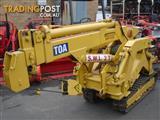 TOA TC204-HAD earthmovers other machines