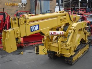 TOA TC204-HAD earthmovers other machines
