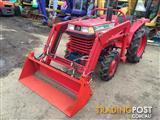 Kubota L1-R22 DT tractor
