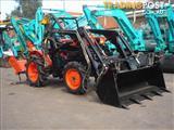Kubota B6000DT tractor