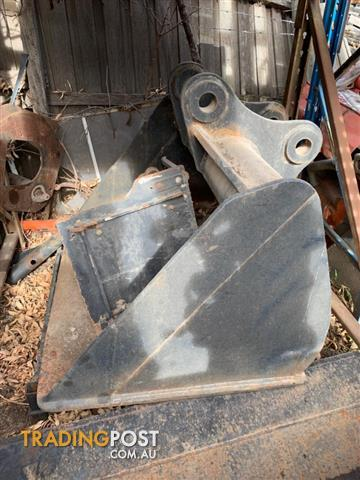 Un-used Hydraulic quick hitch for 5-8 tonne excavator