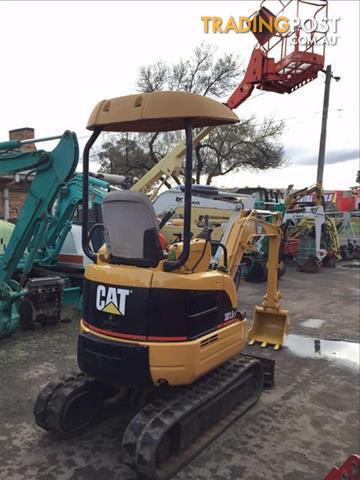 Caterpillar 301.5CR excavator