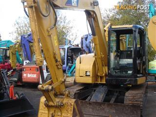 Caterpillar 308C-CR excavator