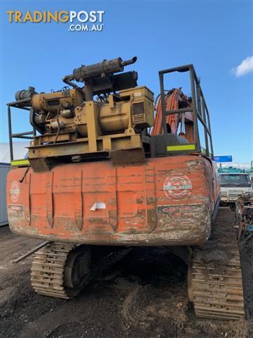 Hitachi EX350LCK-5 High Cab Hydraulic Excavator