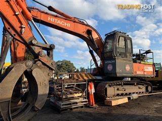 Hitachi EX350LCK-5 High Cab Hydraulic Excavator