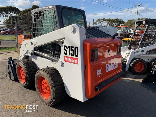 Bobcat S150 Skid Steer Loader