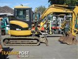 Excavator Caterpillar 305CR