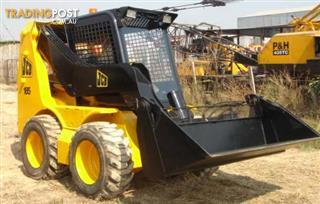 JCB-S185 skid steer loader