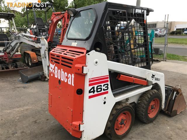 Bobcat 463F 2008