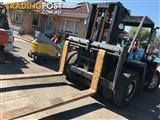 Clark DCY250S Forklift
