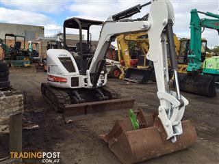 Bobcat 430AG excavator