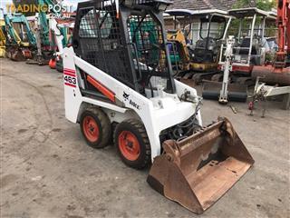 Bobcat 463F excavator