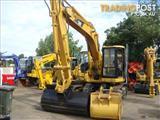 Caterpillar 313BSR excavator