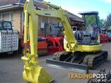 Komatsu PC40MR excavator