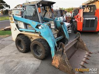 Toyota 4-SDK8 Skid Steer Loader