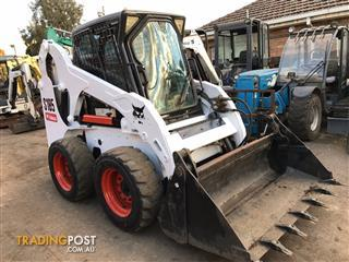 Bobcat S185 skid steer loader 2670 hours