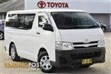 2012 Toyota Hiace LWB TRH201R MY12 Upgrade Van