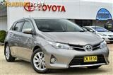 2014 Toyota Corolla Ascent Sport ZRE152R MY11 Sedan