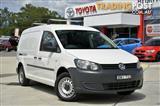 2010 Volkswagen Caddy Maxi 2K MY09 Van