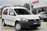 2013 Volkswagen Caddy TDI250 SWB 2KN MY13 Van