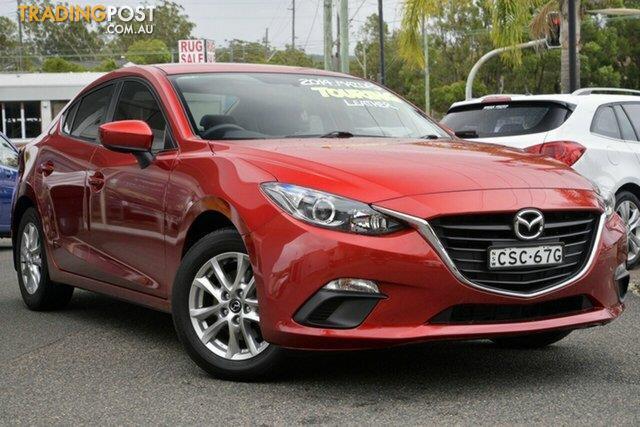 Mazda Touring BM Sedan For Sale In North Gosford NSW - Wsl mazda