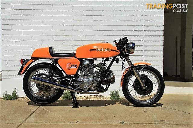 Ducati 750 Sport - Wikipedia